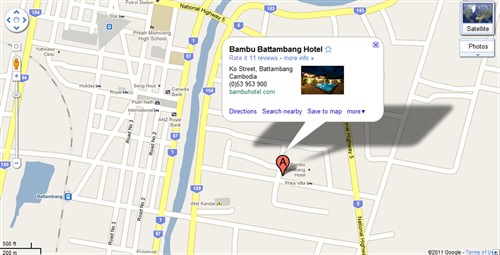 Bambu_Battambang_Hotel_Location_Cambodia